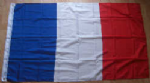 France Large Country Flag - 3' x 2'.